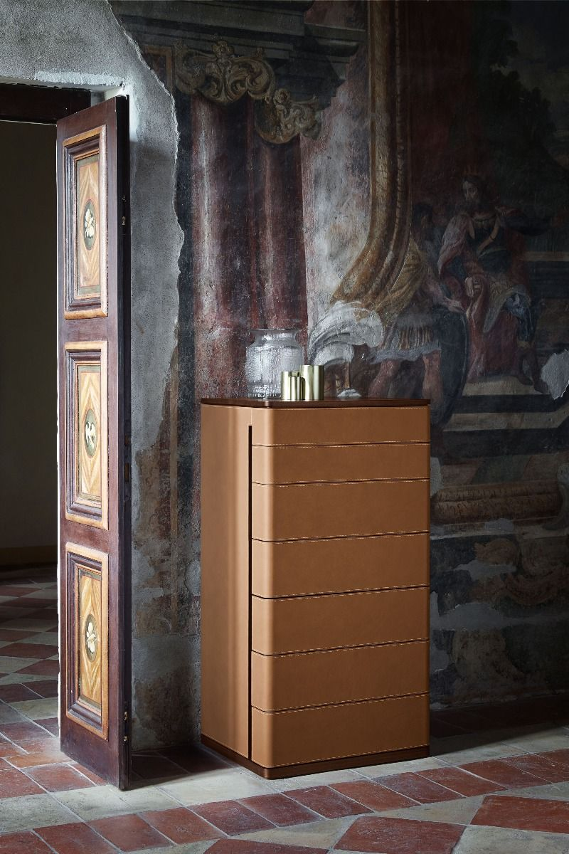 Fidelio Notte - High Drawer Chest mobile