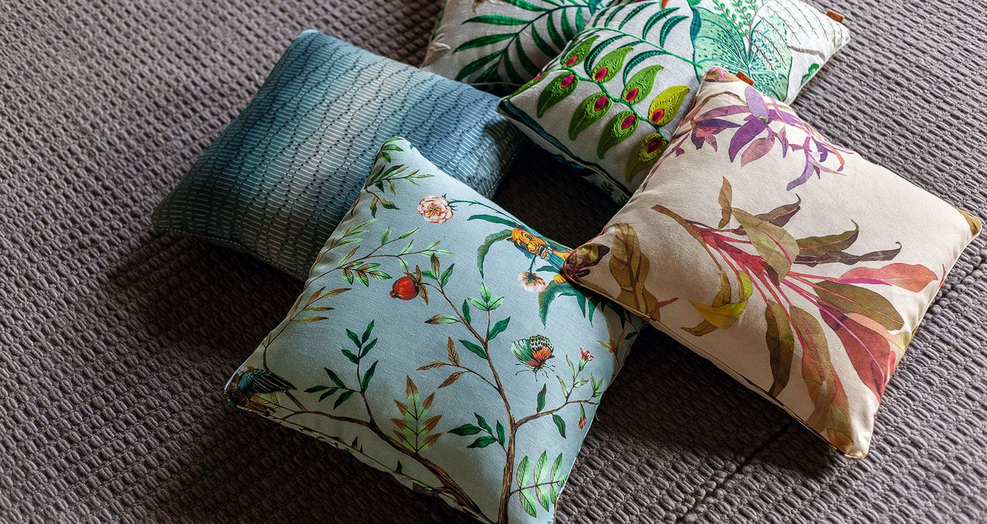 The Decorative Cushions 1