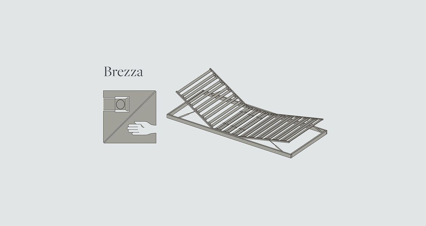 The Bed bases — Brezza