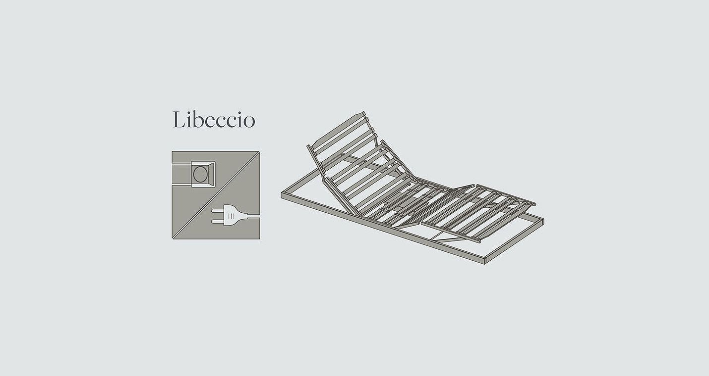 The Bed bases — Libeccio 3