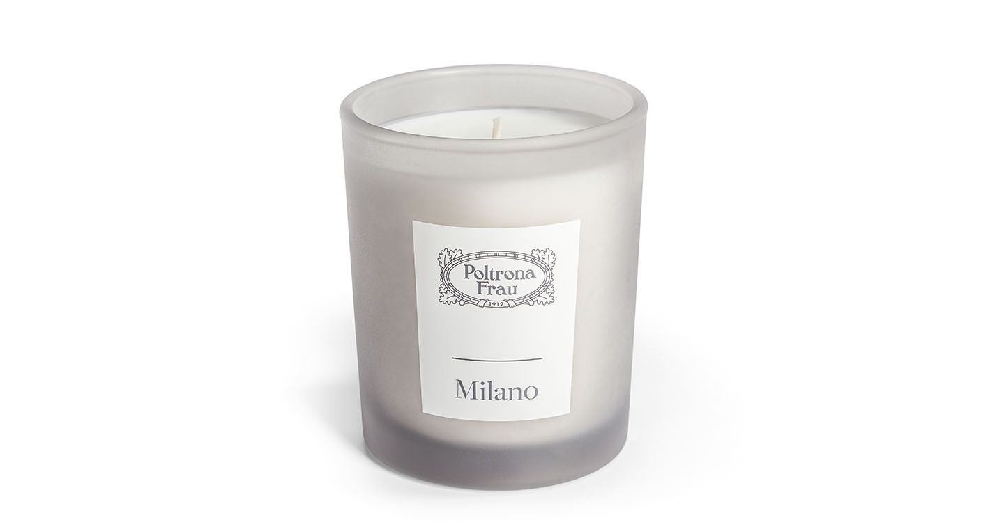 Milano scented candle